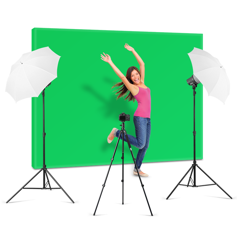 Photo Booth Open Greenscreen