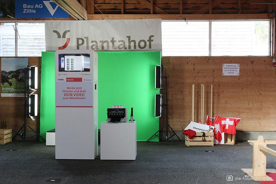 Das Daumenkino Eventmodul von die-fotkabine.ch