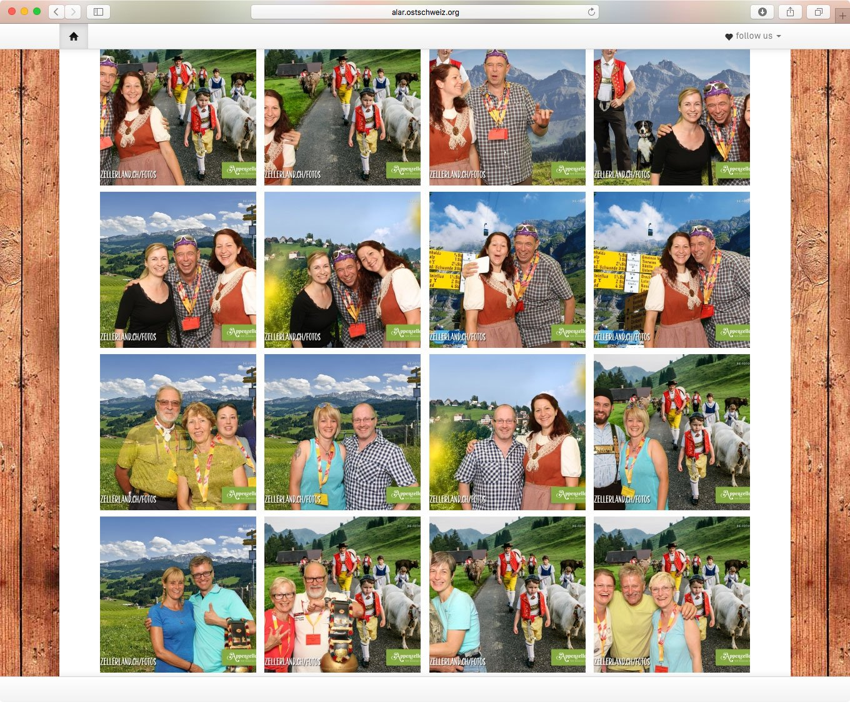 Fotobox-Online-Galerie-Appenzellerland