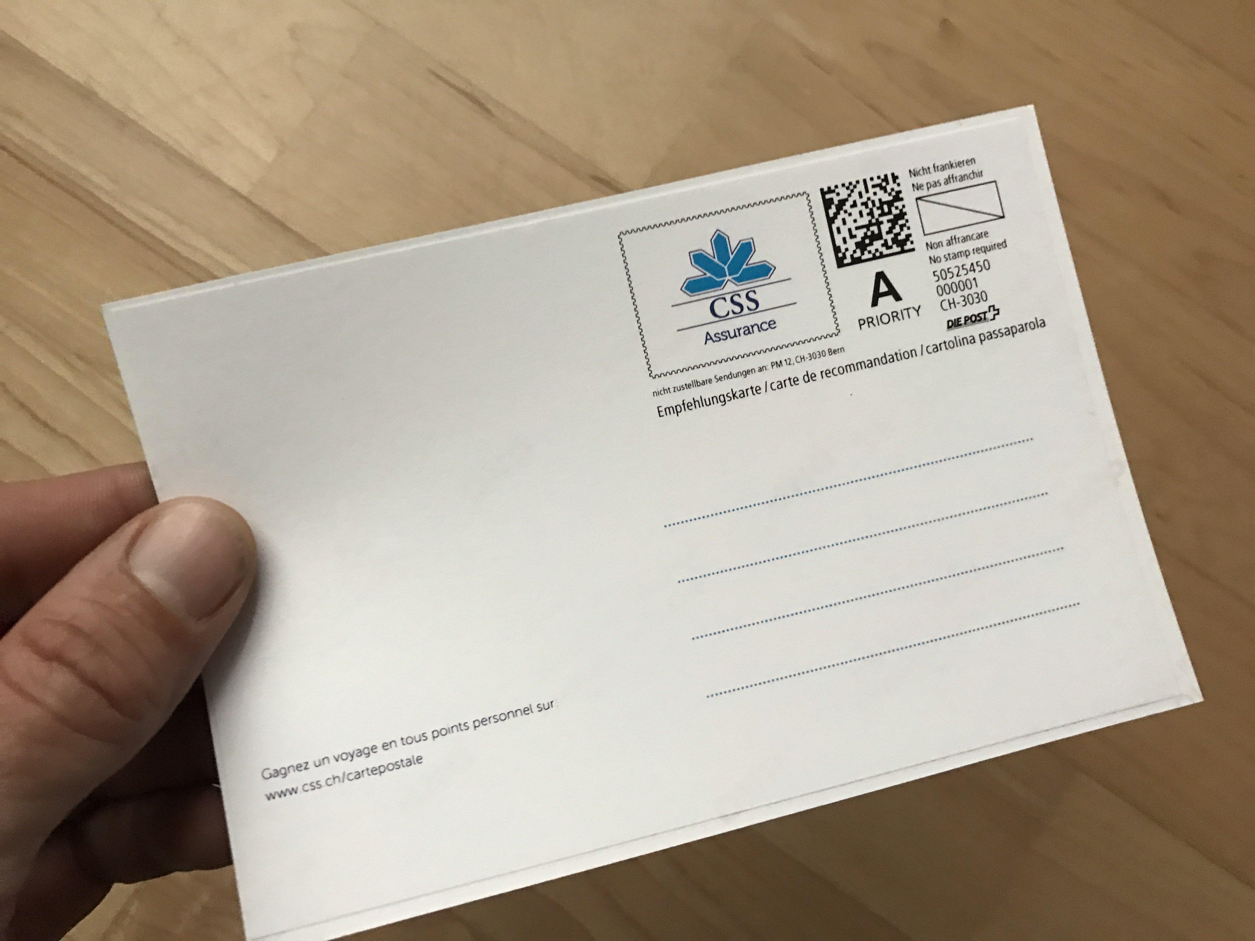 Fotobox mit Sofort-Ausdruck von vorfrankierten Postkarten