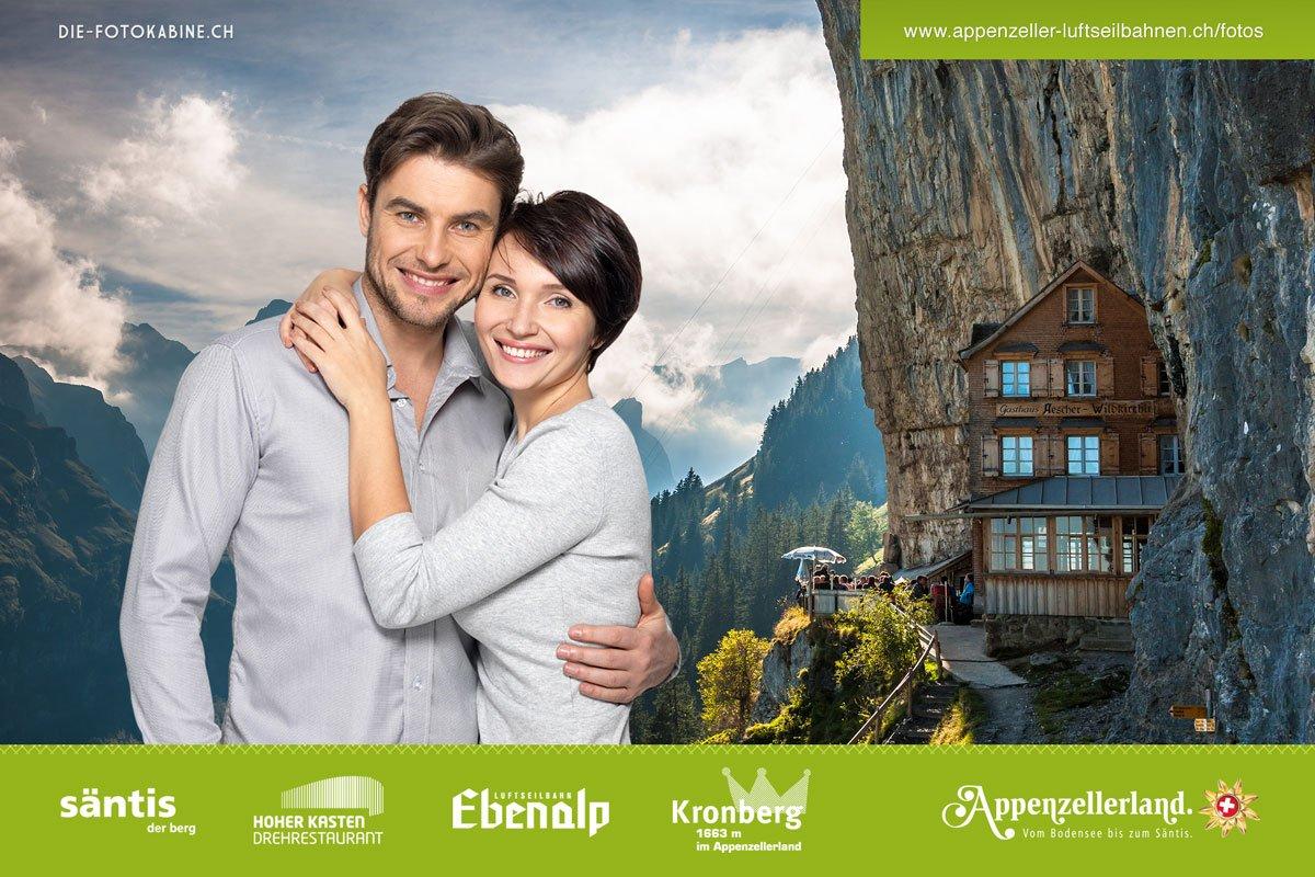 Wildkirchli im Appenzellerland