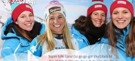 Fotobox für Swisscom am Skiweltcup Adelboden und St. Moritz