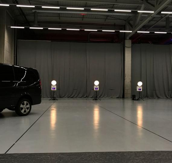 Losinger Marazzi: 4x Fotobox am Mitarbeiteranlass in der BEA Bern