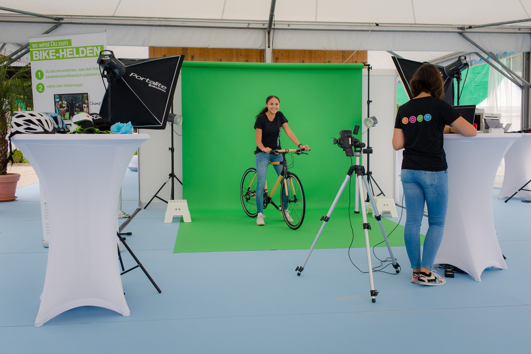 Photo-Booth-BikeFestial-Basel-Setup