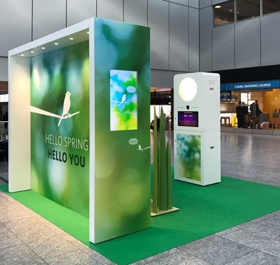 Flughafen Zürich, Check-In 2